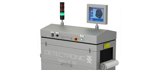 Fantastisk Detectronic| Metal Detector- Check Weigher- X-Ray Inspection- Service JT37